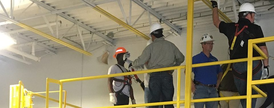 Confined space rescue