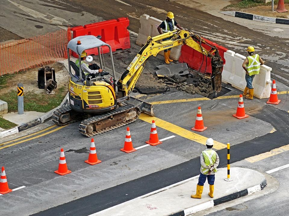 Excavation Competent person training